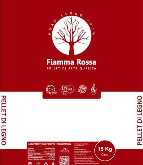 Fiamma Rossa Pellet