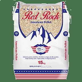 RED ROCK PELLET