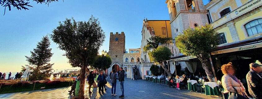 Visit Taormina