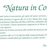 Invito natura in Comune