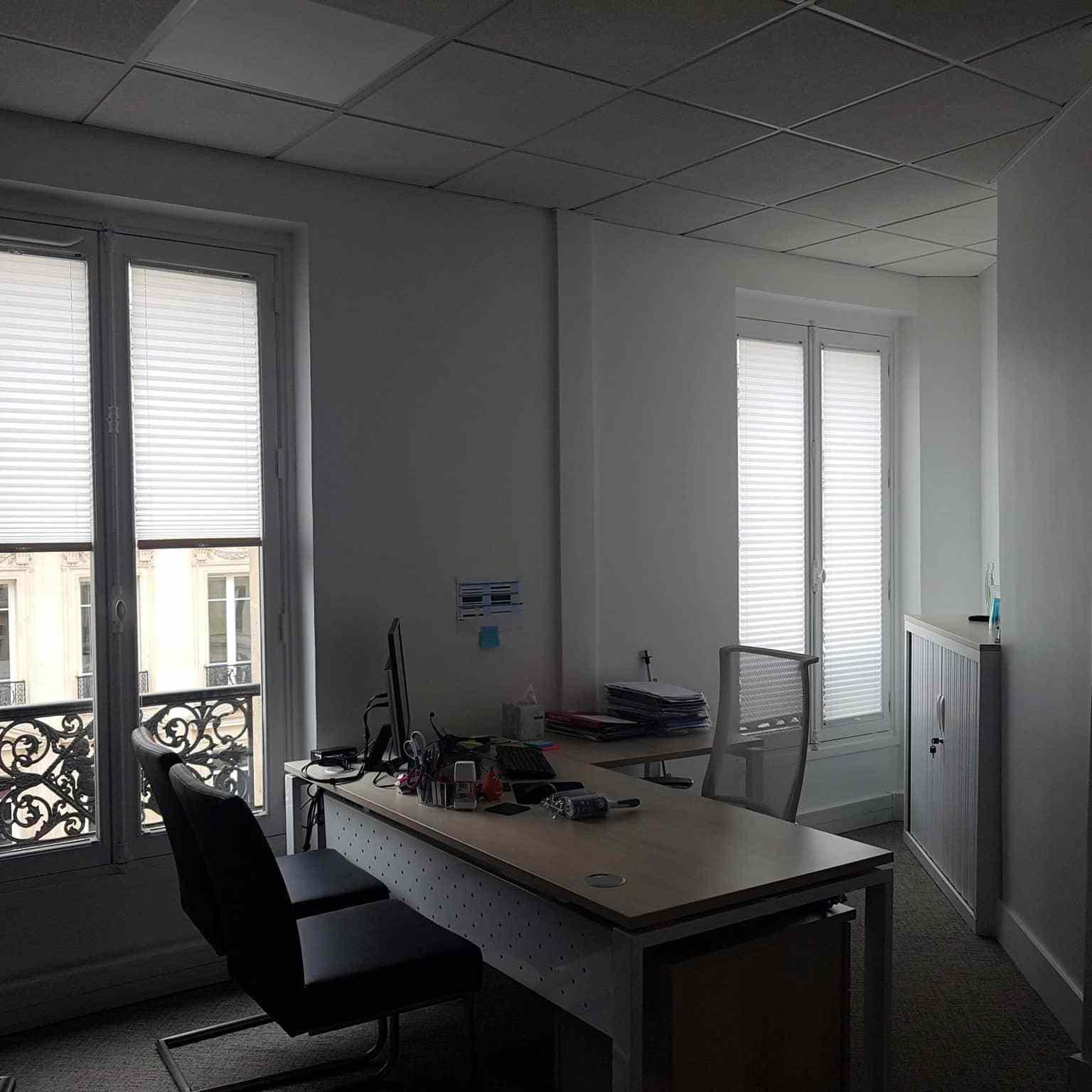 aménagement bureaux entreprise