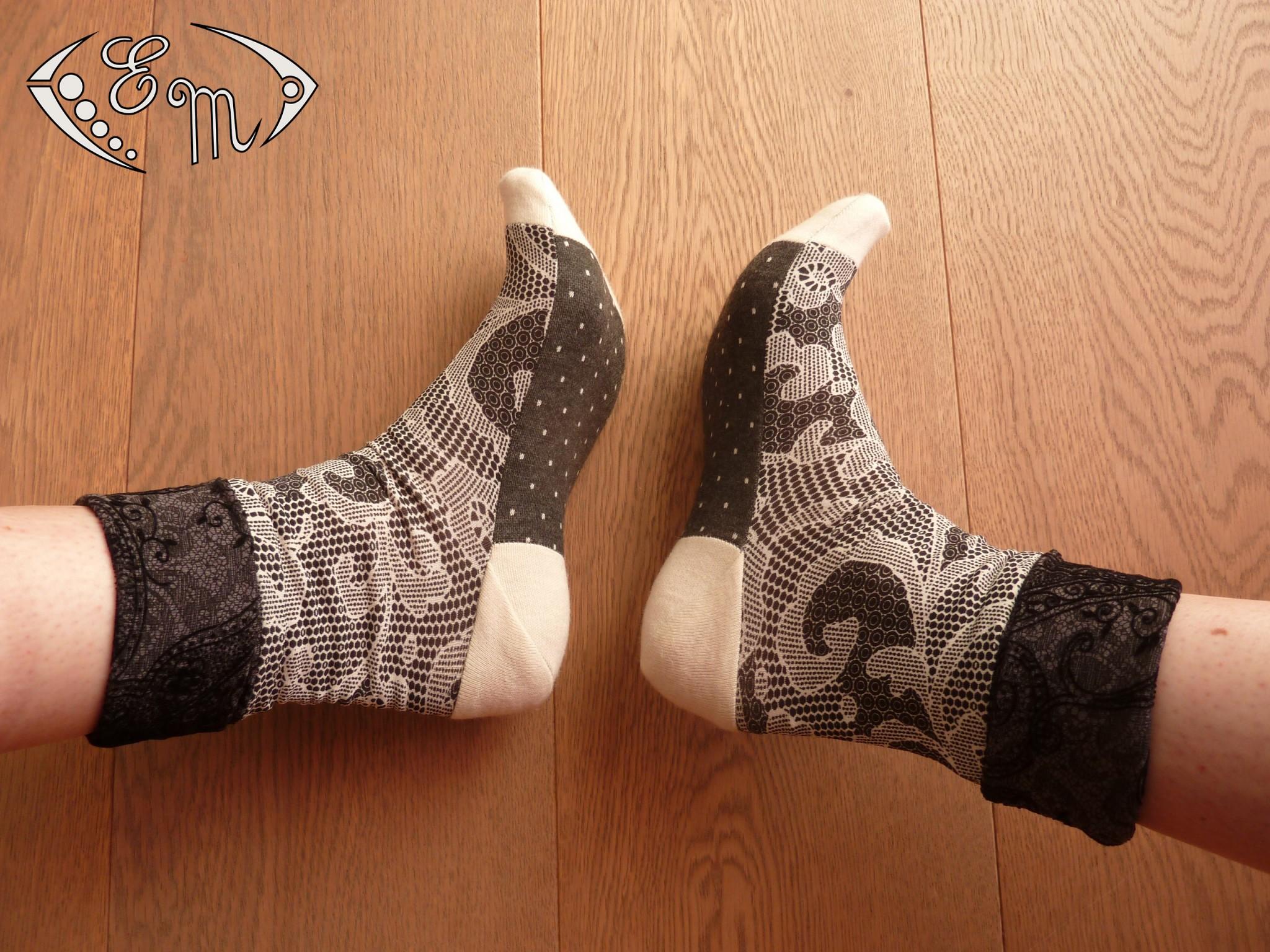 Mes petites chaussettes et mes petites socquettes