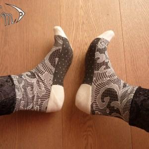 Mes petites chaussettes et mes petites socquettes (Fr)