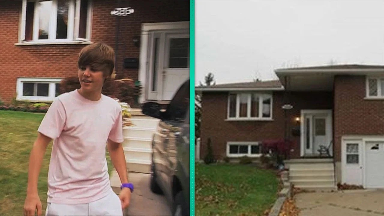 Justin Biebers Childhood Home For Sale With Furniture