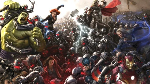Image result for avengers dying