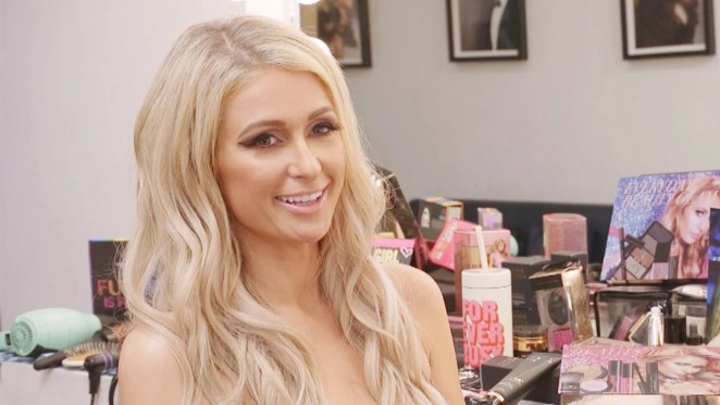 People: Paris Hilton reveals why she has more than 800 wigs