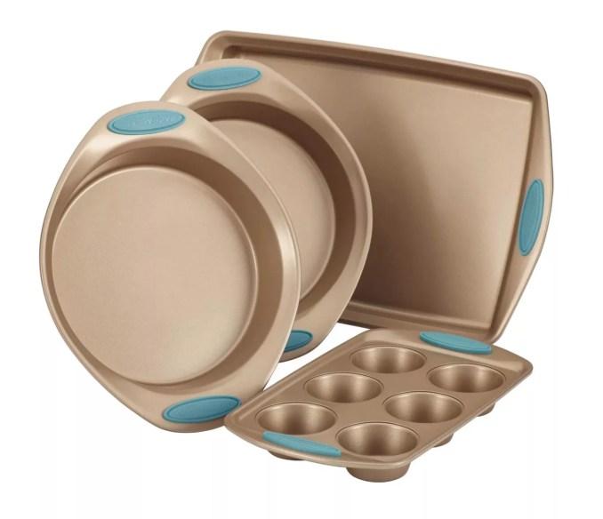 Cucina Nonstick Bakeware 4-Piece Set
