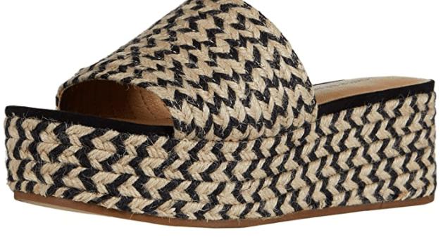Befanni Espadrille Wedge Sandal