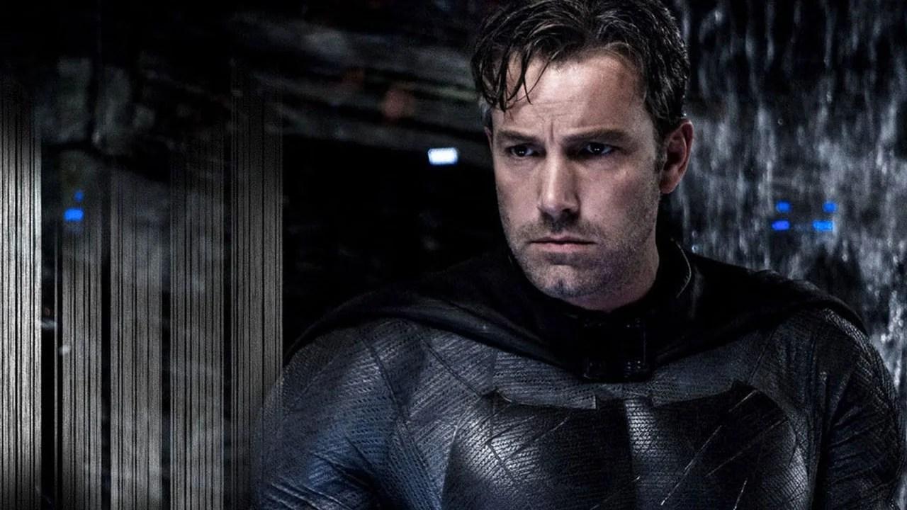 Ben Affleck Ungkap Ambil Peran Batman demi Anaknya - KINCIR.com