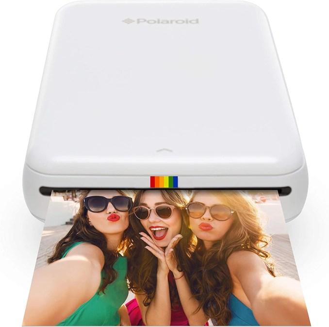 Zink Polaroid Zip Wireless Mobile Photo Mini Printer