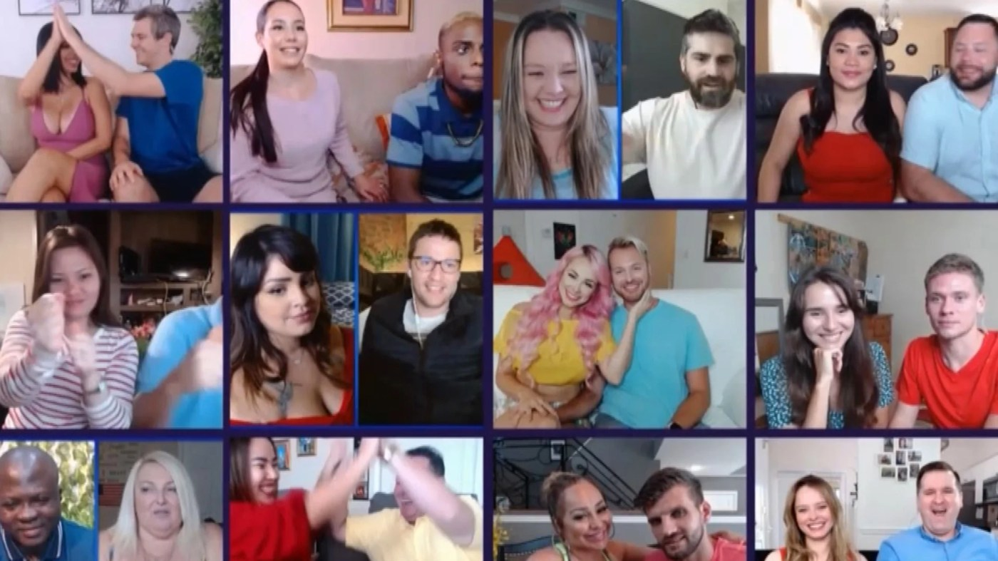 Watch '90 Day Fiance' Couples Compete on New Series 'Love Games' |  Entertainment Tonight