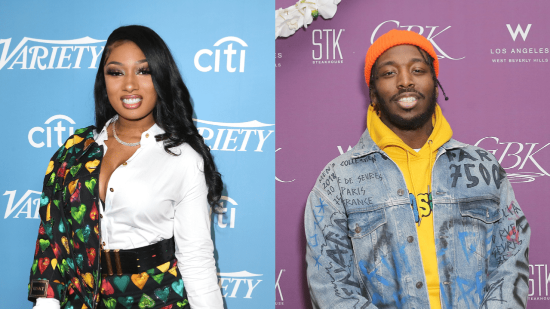 """Megan Thee Stallion Is Dating Rapper Pardison Fontaine Calls Him """"Her Boo"""""""