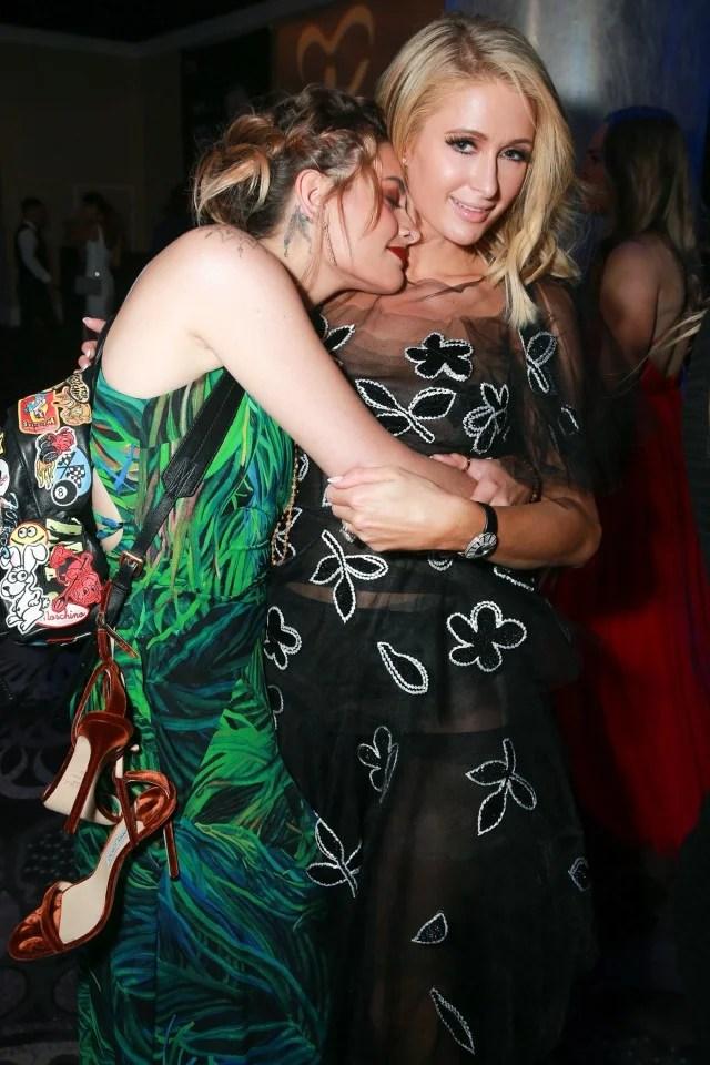 Paris Hilton Praises Old Soul Paris Jackson Shes Like