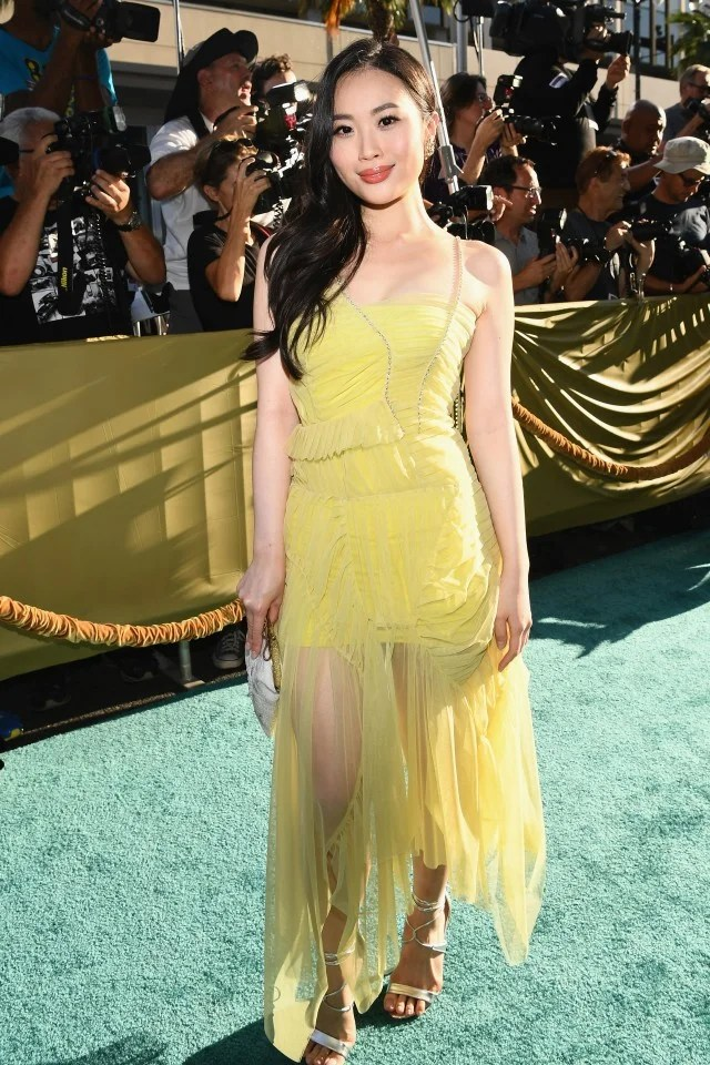 Yellow Dress Yellow Shoes