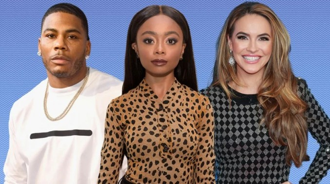 dancing with the stars season 29: usher, skai jackson, chrishell stause