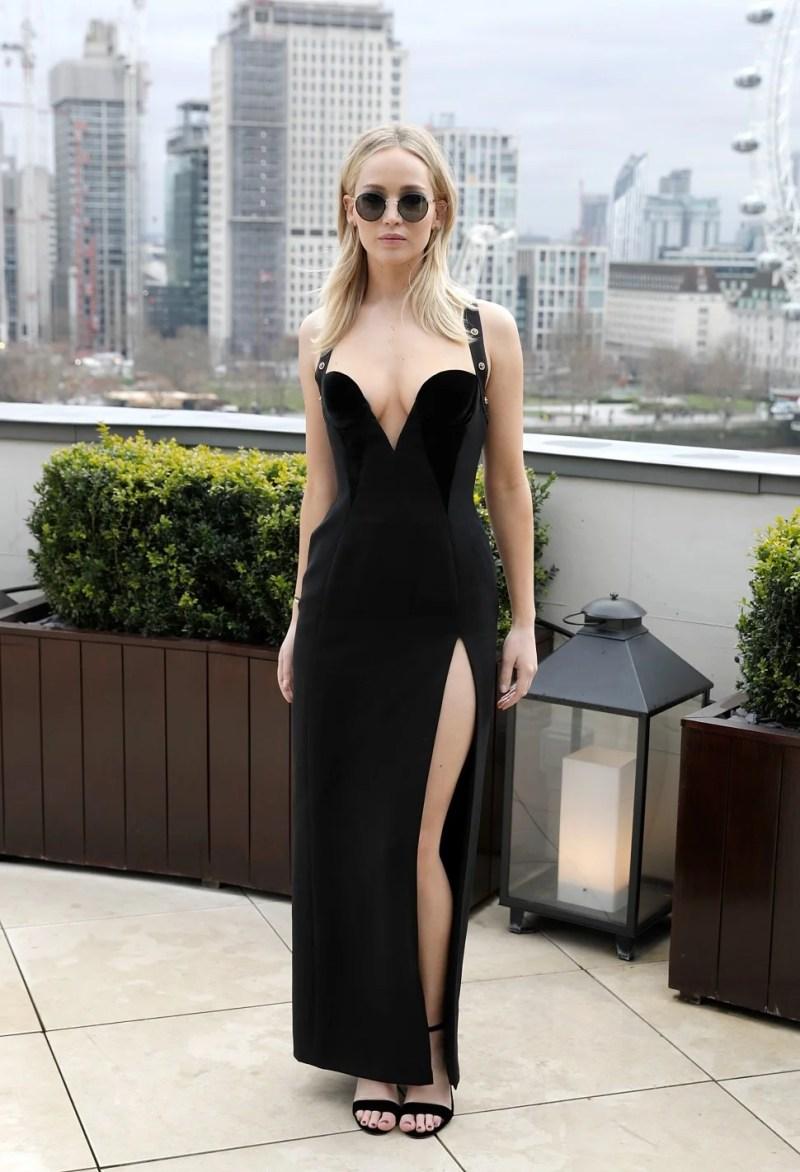 Jennifer Lawrence London