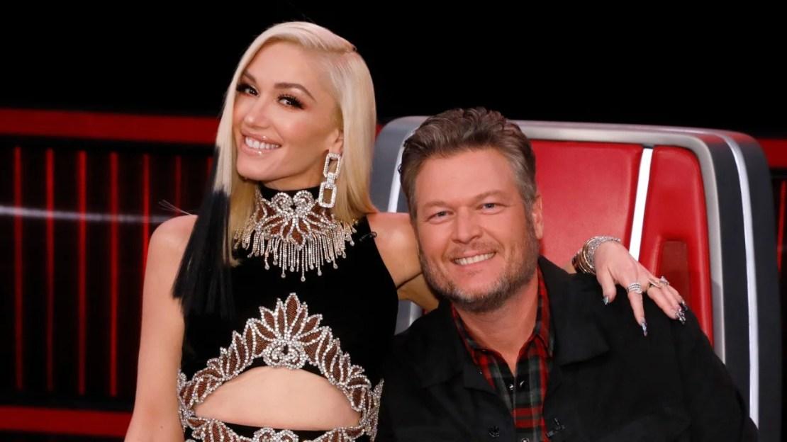 Gwen Stefani Celebrates Blake Shelton's 45th Birthday with Surprise Party
