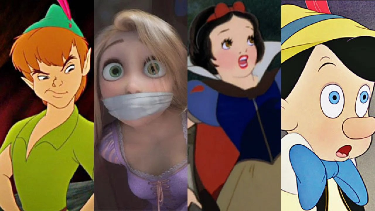 Peter Pan And 6 Other Beloved Disney Movies Based On