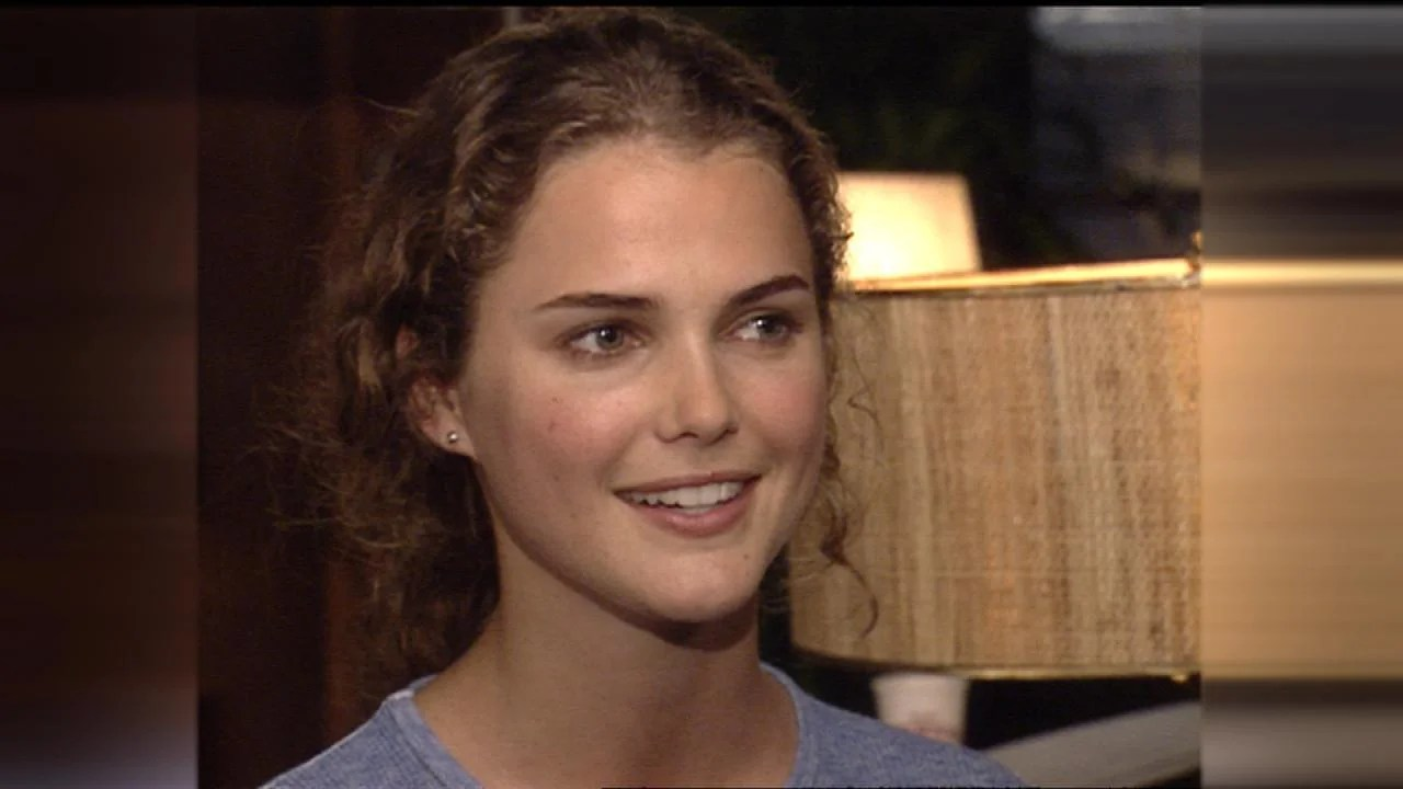 FLASHBACK Keri Russell On Felicity Fame Everyone Kind