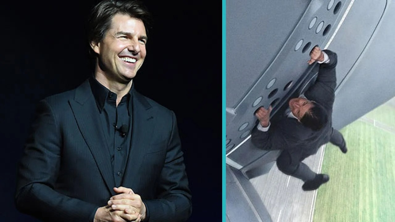 Tom Cruise Talks Crazy Mission Impossible Stunts I
