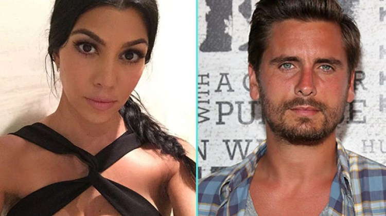Kourtney Kardashian Posts Cryptic Tweet About Split as ...