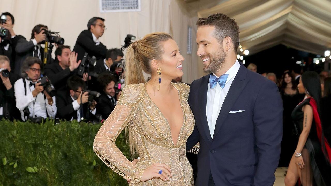Ryan Reynolds Hilariously Responds To Blake Lively