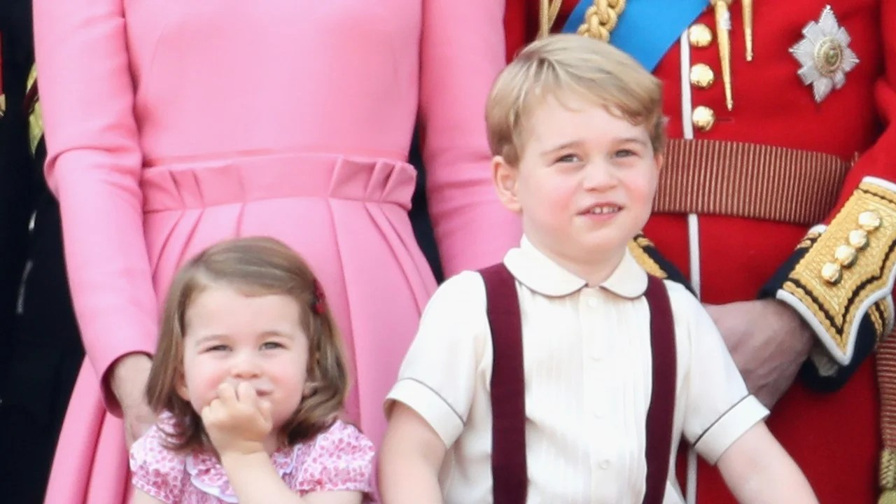 New Photo Of Prince George Released To Mark 5th Birthday
