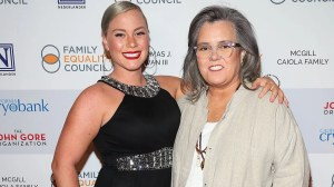 Rosie O' Donnell Confirms Engagement to Elizabeth Rooney