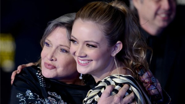 Billie Lourd Pays Tribute to Late Mom Carrie Fisher With Sweet Song
