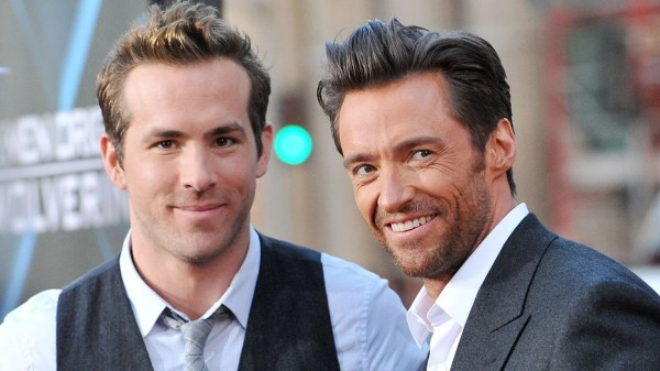 Ryan Reynolds Surprises Hugh Jackman With NSFW Birthday Message