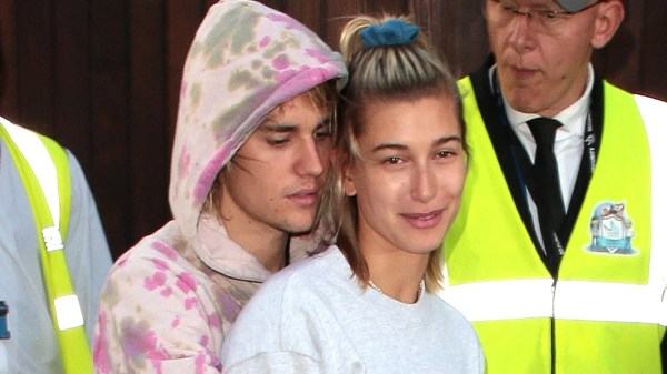 Justin Shares Cute Throwback Pic With Hailey Ahead of Second Wedding