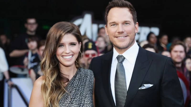Chris Pratt Pokes Fun at Wife Katherine Schwarzenegger