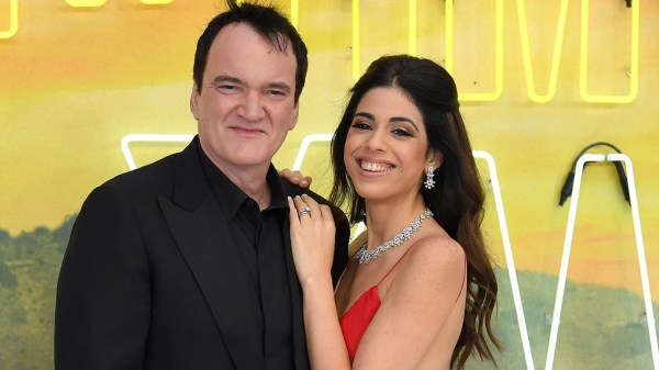 Quentin Tarantino and Wife Daniella Welcome Their First Child Together