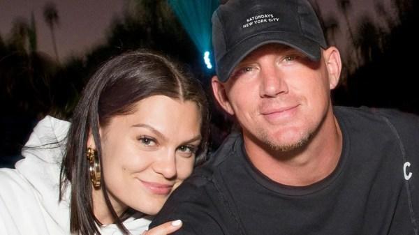 Channing Tatum Fires Back at Fan Who Criticizes Jessie J