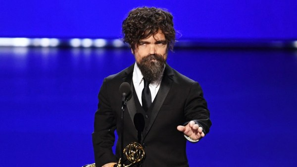 Peter Dinklage Sets Emmy Record With Fourth Win for