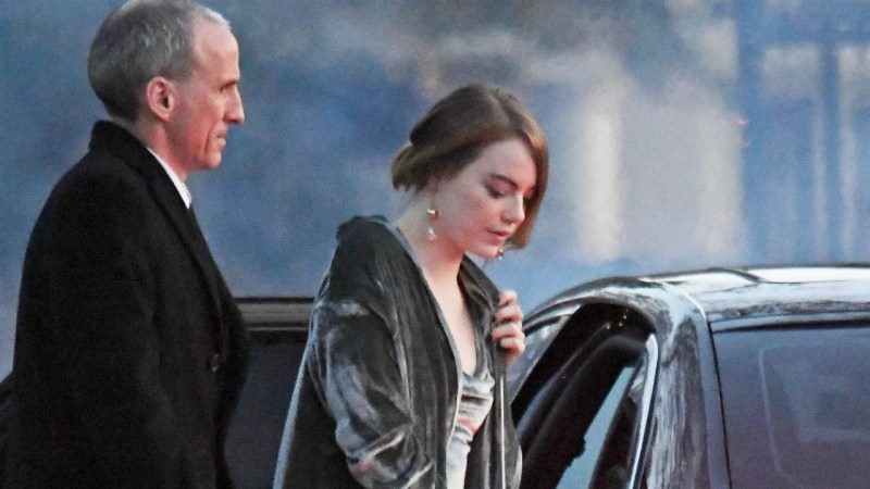 Emma Stone, Kris Jenner & More Attend Jennifer Lawrence