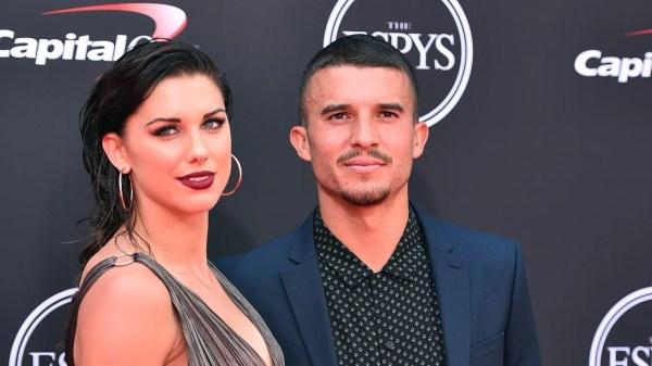 Soccer Stars Alex Morgan and Servando Carrasco Expecting Baby Girl