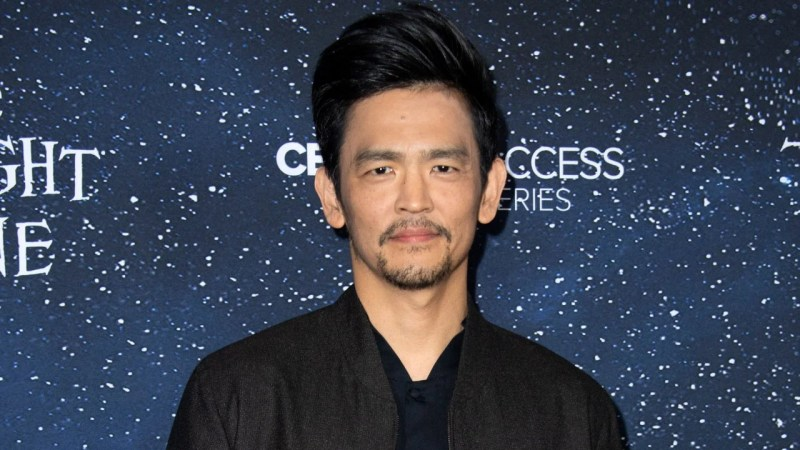 John Cho Reportedly Injured on Set of