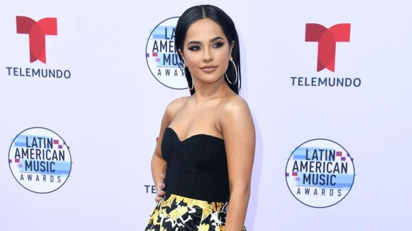 Becky G Delivers Show-Stopping Performance at 2019 Latin AMAs