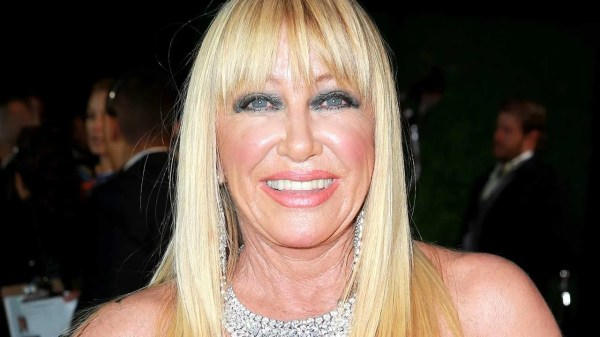 Suzanne Somers Celebrates Turing 73 in Her Birthday Suit