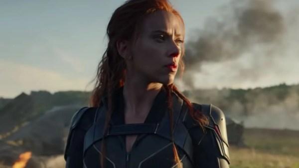 Watch Scarlett Johansson Slay Solo in First