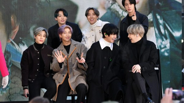 BTS Takes Over Grand Central Terminal for Epic Performance: Watch!