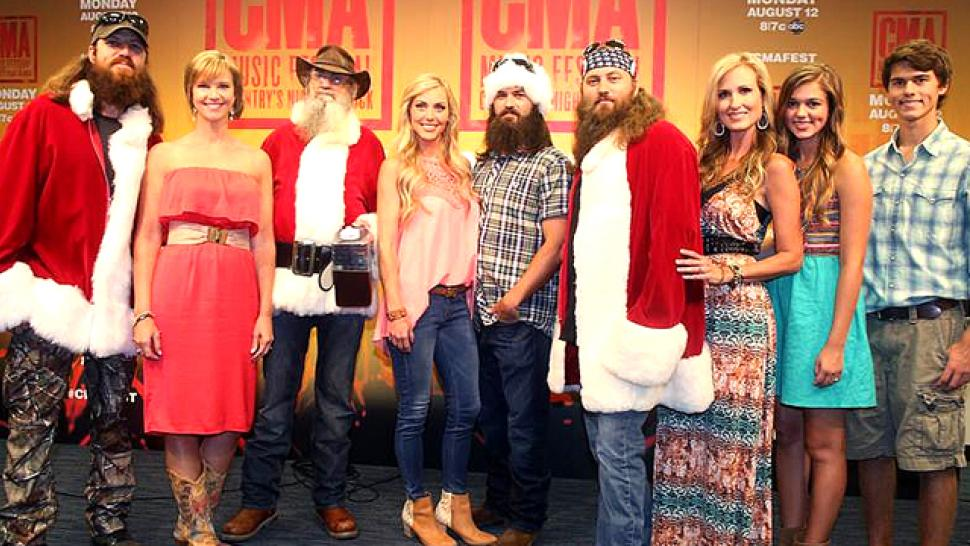 Duck Dynasty Family To Release Christmas Album
