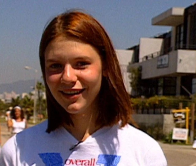 15 Year Old Claire Danes On Getting Famous I Just Want To Be A Sane Person