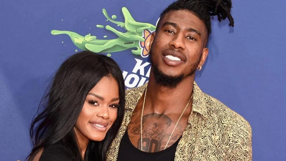 Teyana Taylor Reveals Shes Already Married To Iman