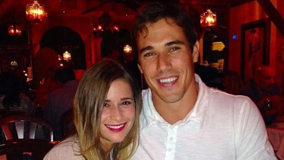 Former Olympic Gymnast Alicia Sacramone And Husband Brady