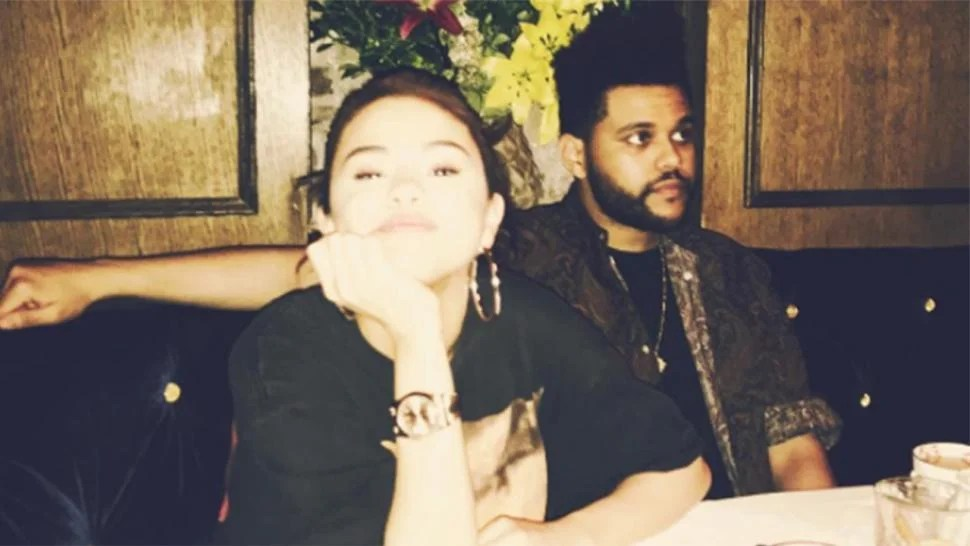 Selena Gomez Shares Rare Instagram With The Weeknd On
