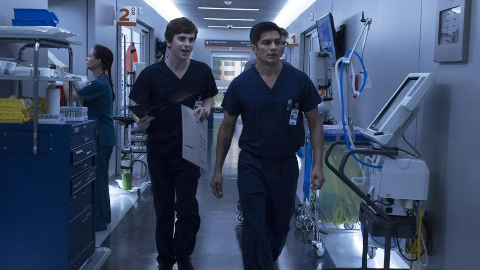 The Good Doctor Star Nicholas Gonzalez On Why The Show