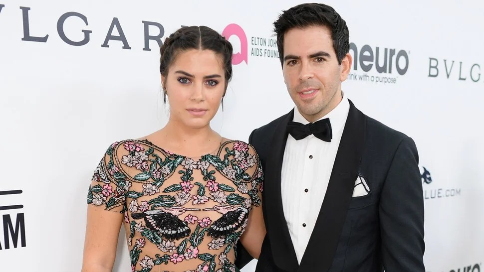 Eli Roth and Lorenza Izzo Announce Divorce After Six Years  So We     Lorenza Izzo and Eli Roth