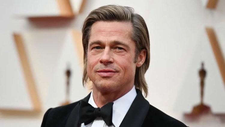 Brad Pitt at 2020 Oscars